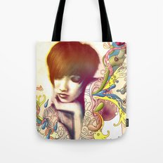 Inspiration Evaporation Tote Bag