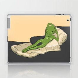The Alien Nude Maja Laptop & iPad Skin