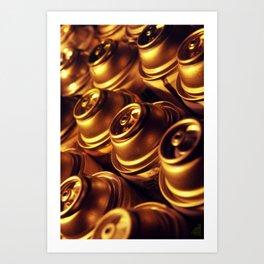 CANS Art Print