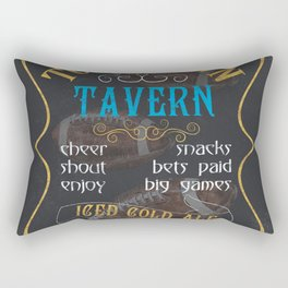 Touchdown Tavern Rectangular Pillow