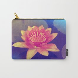 Secret Garden | Water lily  Carry-All Pouch