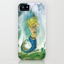 Siren iPhone Case