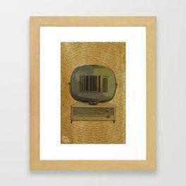 Commercial Real Estate Framed Art Print