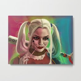 Pudding lets go Metal Print