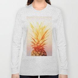 Pineapple#exposure#film#effect Long Sleeve T-shirt