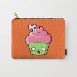 Spooky Cupcake - Zombie Carry-All Pouch