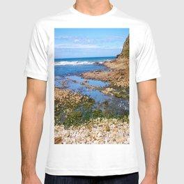 Sat On a Shoreline T-shirt