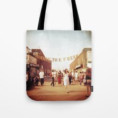 Coney Island #1 Tote Bag