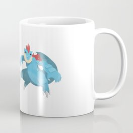 Watery Family #2 Coffee Mug