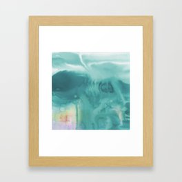 A Tranquil Dream No.1t by Kathy Morton Stanion Framed Art Print