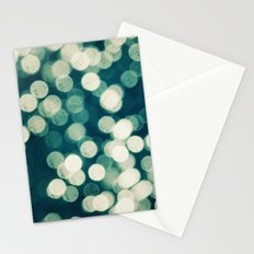 Under a Microscope Stationery Cards