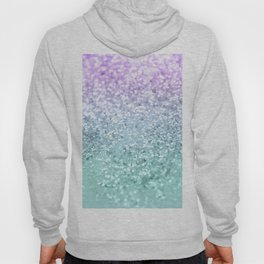 Mermaid Girls Glitter #1 #shiny #decor #art #society6 Hoody