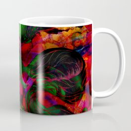 Emerald fish Coffee Mug