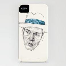 Sinatra iPhone (4, 4s) Slim Case