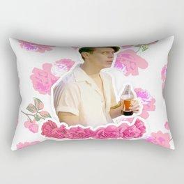 Steve With Coke Rectangular Pillow