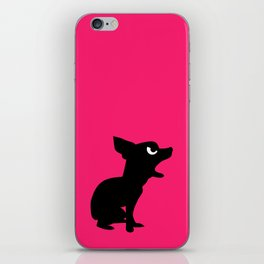 Angry Animals: Chihuahua iPhone Skin