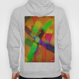 """"""" The art it is to be absolutely one even """"  Hoody"""