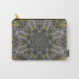 Blacked-eye Susan Mandela Reflection Carry-All Pouch