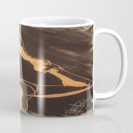 Golden Star Coffee Mug