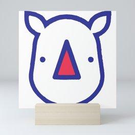 Across The Board RiNo Mini Art Print