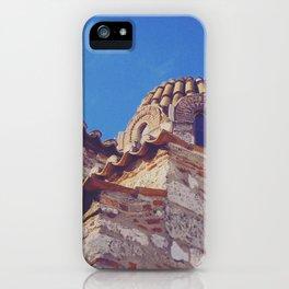 Medieval Stones iPhone Case