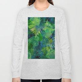 Forest Flora 8 Long Sleeve T-shirt