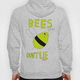 Bees Don't Lie - Jupiter Ascending Hoody