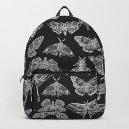 Lepidoptera Black & White Backpack