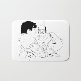 There's a new daddy in town Bath Mat