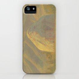 Yurt iPhone Case