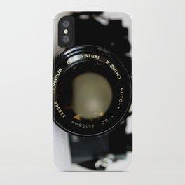 Mount Olympus iPhone Case