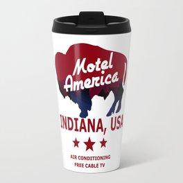 American Gods - Motel America Travel Mug