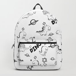 Dino's universe Backpack