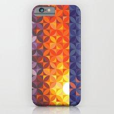 Kaleidoscope Sunset iPhone 6s Slim Case