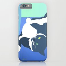 Jack Cat Does Pushups Slim Case iPhone 6s