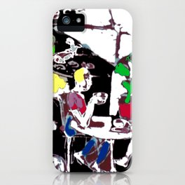 Morning Coffee         by    Kay Lipton iPhone Case