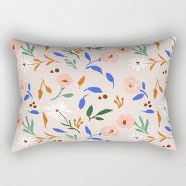 Tulum Floral Rectangular Pillow