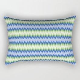 Pixel Party Rectangular Pillow