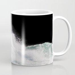 Water Photography   Wild Rapids   Waves   Ocean   Sea Minimalism Coffee Mug