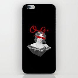 Mary Shelley, the Original Goth iPhone Skin