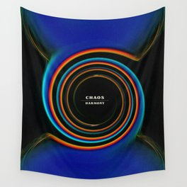 Chaos and Harmony Wall Tapestry