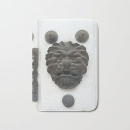 Cartagena Lion Mug, Colombia, South American Bath Mat