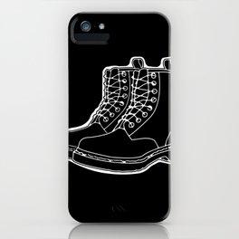 Kickers iPhone Case