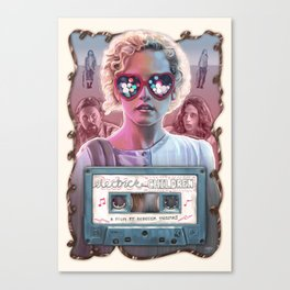 Electrick Children (full poster) Canvas Print