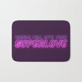SuperLove / Charli XCX Bath Mat