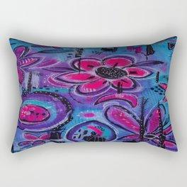 In the Garden #6 Rectangular Pillow
