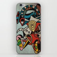 Still Life in Cubism iPhone & iPod Skin