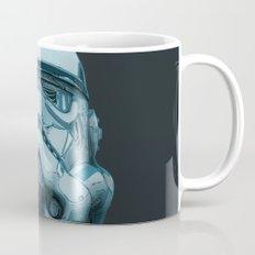 Stormtrooper Melting Dark Mug