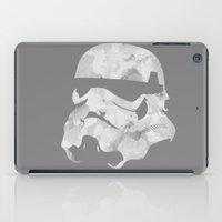 stormtrooper iPad Cases featuring Stormtrooper by DanielBergerDesign