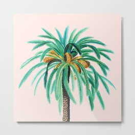 Coconut Island #society6 #decor #buyart Metal Print